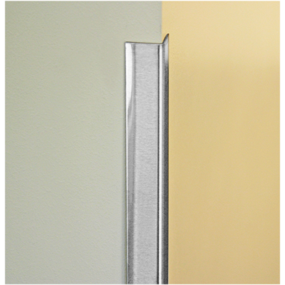 "CE-105051 Corner Guard 1-1/2"" X 48"" Stainless Steel"