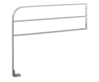 CE-805 Horizontal Bar - Aluminum Guide Rail