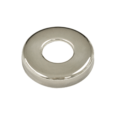 CE-910-F Finish Plate (Escutcheon) for Stainless Steel Guide Rails