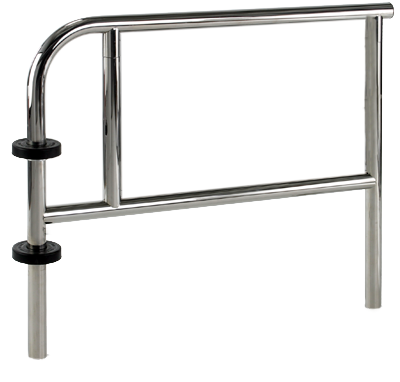 CE-920-NP Without Panel Stainless Steel Guide Rail