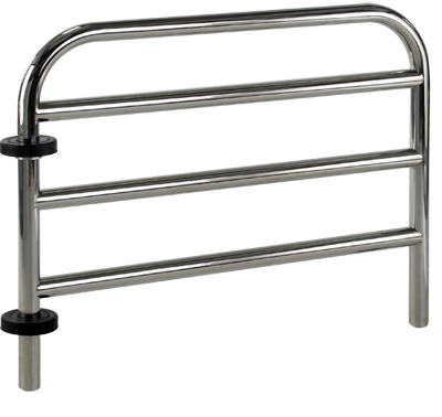 CE-922-H Double Curve Horizontal Bars Stainless Steel Guide Rail