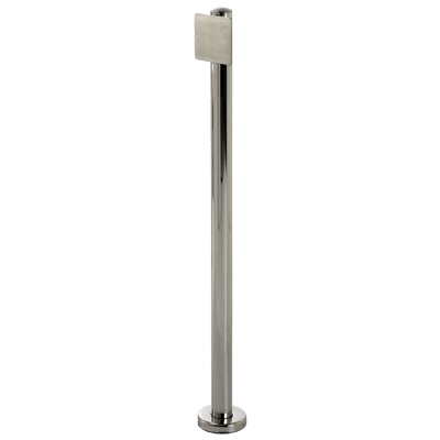 CE-911-MP Mounting Plate Post Surface Mount - Bollards & Post Systems